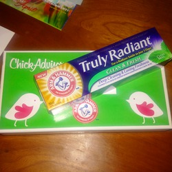 Arm & Hammer™ Truly Radiant™ Clean & Fresh Toothpaste
