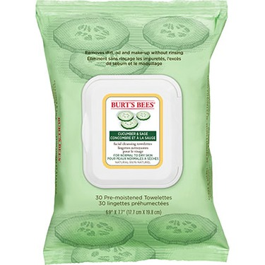 Burt's Bees Facial Cleaning Towelettes