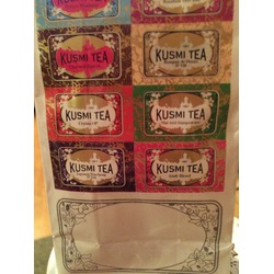Kusmi tea in mint Green tea