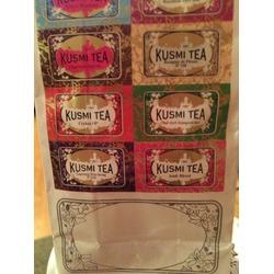 Kusmi tea in mint Green tea