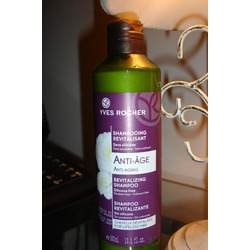 YVES ROCHER SHAMPOOING REVITALISANT ANTI AGE