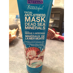 Freeman beautiful dead sea mineral Stress relief mask