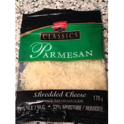 Western Family Parmesan Shredded Cheese