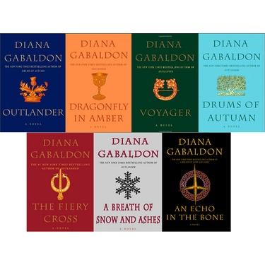 Diana Gabaldon – Outlander