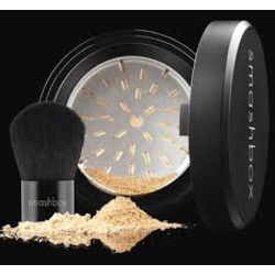 Smashbox Halo Hydrating Perfecting Powder & Brush Set