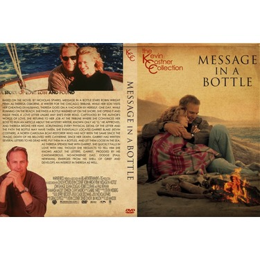 Message in a Bottle Dvd