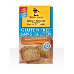 Robin Hood Gluten Free Banana Bread