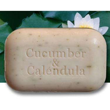 The soap works cucumber and calendula