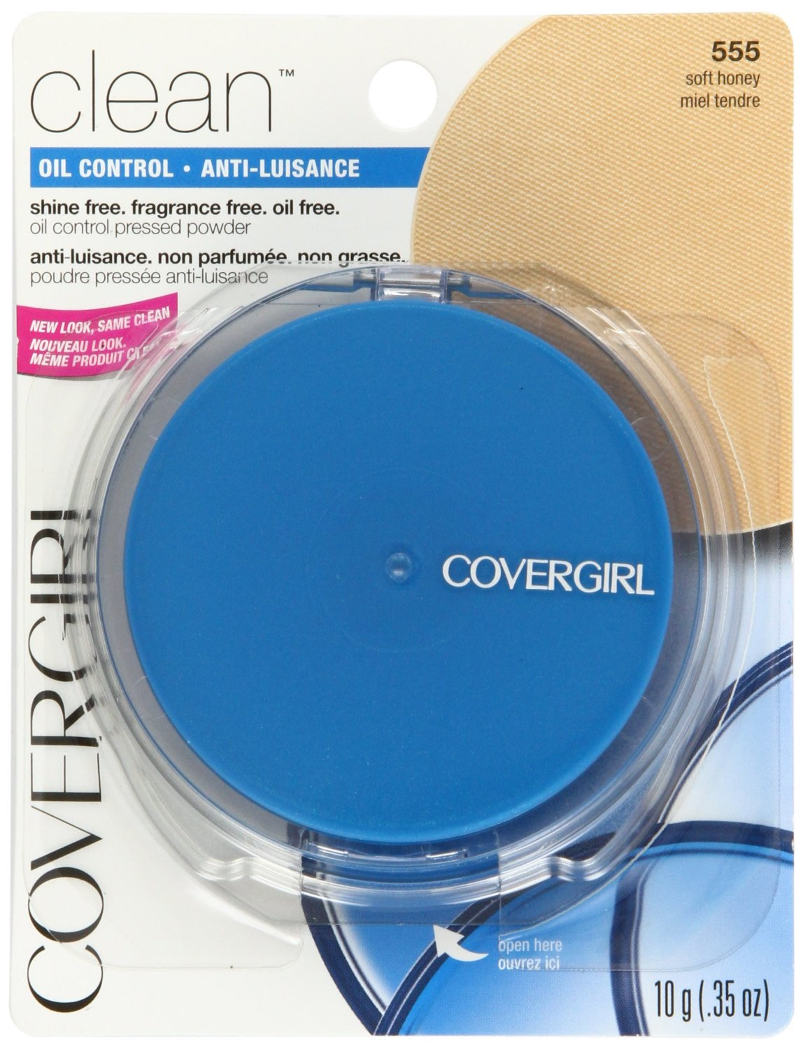 Covergirl Clean Pressed Powder Reviews In Powder