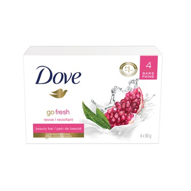 Dove Go Fresh Revive Pomegranate & Lemon Verbena Beauty Bar