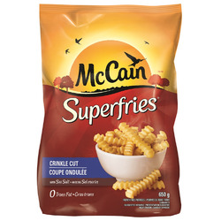 McCain Superfries Crinkle Cut