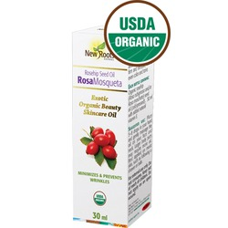 New Roots Rosa Mosqueta Seed Oil (Rosehip)