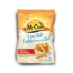 McCain Low Salt Straight Cut Fries
