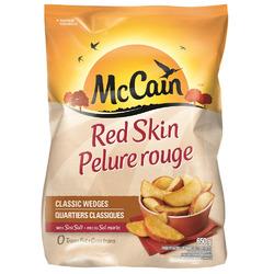 McCain Red Skin Wedges