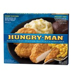 Hungryman frozen Dinners