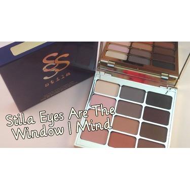 Stila Cosmetics Eyes Are The Window Shadow Palette in Mind
