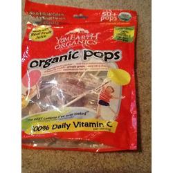 YumEarth Organics Organic Pops