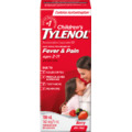 Tylenol Children's Fever & Pain