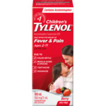 Tylenol Children's Fever&Pain;