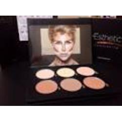 Aesthetica Cosmetics Cream Contour  Highlighting Kit
