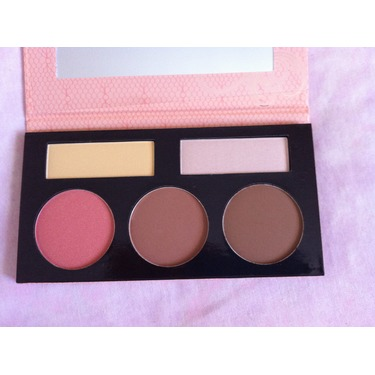 BH Cosmetics Forever Nude Sculpt & Glow Contouring Kit