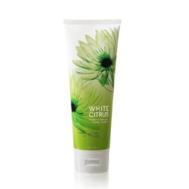 Bath & Body Works White Citrus Moisturizing Hand Cream