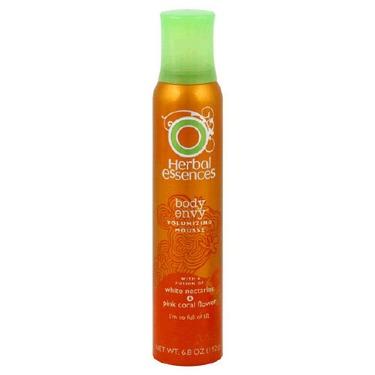 Herbal Essences Body Envy Volumizing Mousse Reviews In Hair Care Advisor