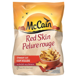 McCain Red Skin Straight Cut
