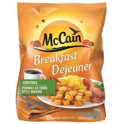 McCain Breakfast Dollar Chips