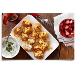 Turkey Sausage & McCain Potato Pancakes Recipe