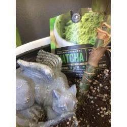 Jade Leaf - Organic Japanese Matcha Tea