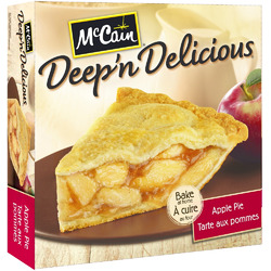 McCain Deep 'n Delicious Apple Pie