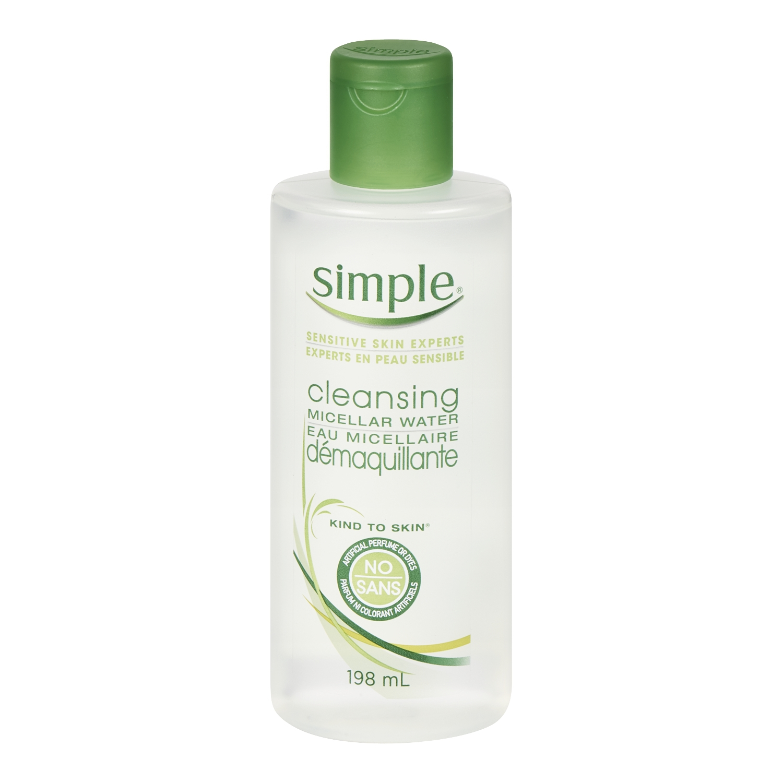 Simple Micellar Cleansing Water reviews in Facial ...