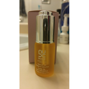 Nude Progenius Omega Treatment Rescue Oil