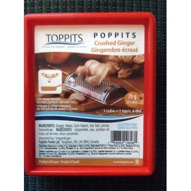Toppits Poppits Crush Ginger