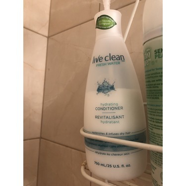 live clean fresh water conditioner