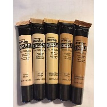 Maybelline New York Master Conceal by Face Studio