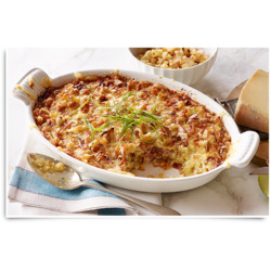 Cheesy McCain Hashbrown Casserole Recipe