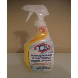 Clorox Disinfecting Bleach Foamer