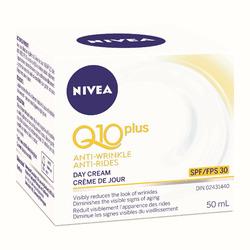 NIVEA Q10plus Anti-Wrinkle Day Cream SPF 30