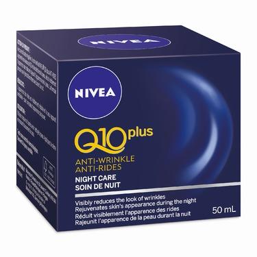 NIVEA Q10plus Anti-Wrinkle Night Care