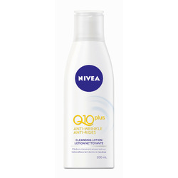 NIVEA Q10plus Anti-Wrinkle Cleansing Lotion