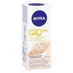 NIVEA Q10plus Anti-Wrinkle CC Tinted Moisturizer