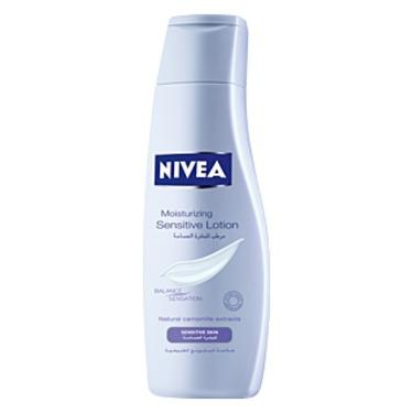 NIVEA Moisturizing Sensitive Lotion
