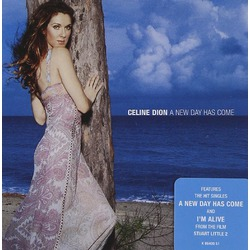 A New Day Has ComeMar 26, 2002 by Celine Dion