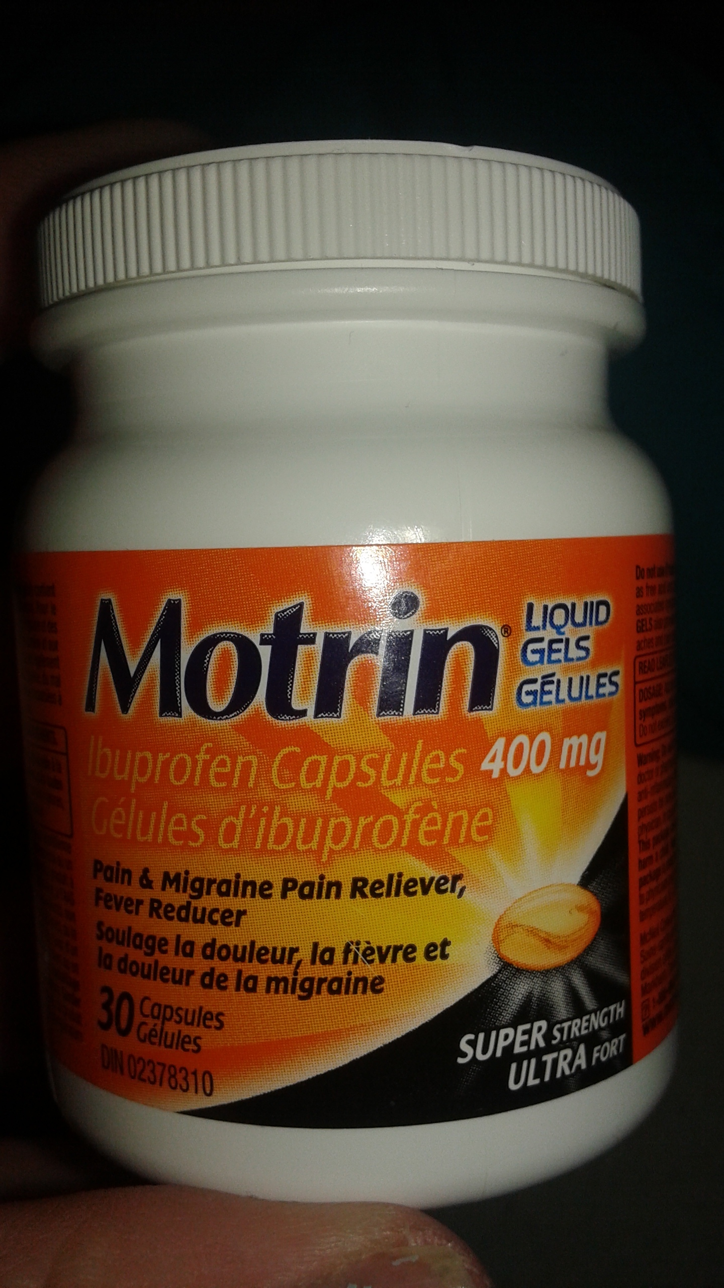 Motrin Liquid Gels Super Strength Reviews In Pain Relief
