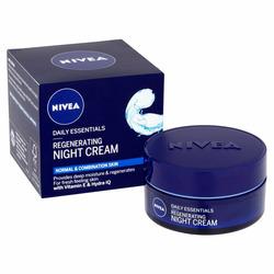 Nivea Daily Essentials Regenerating Night Face Cream