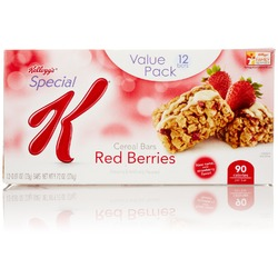 Special K Red Berries Cereal Bar, Strawberry