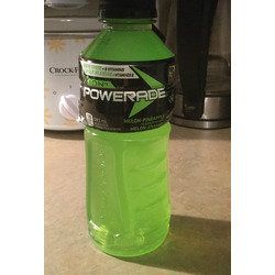 Powerade melon pineapple