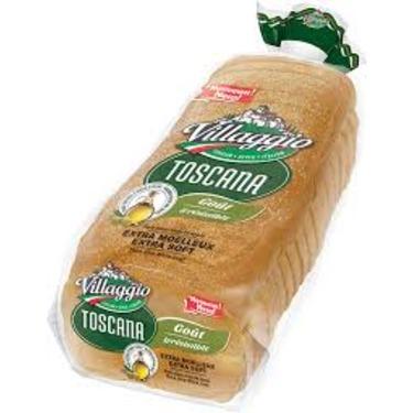 Villaggio Toscana bread